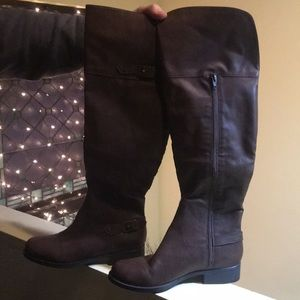 NWOT Above the knee boots
